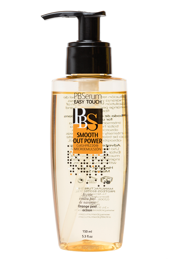 PBS Smooth Out Power. PB Serum Anticelulitis