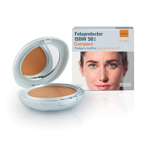 ISDIN FOTOPROTECTOR COMPACT BRONCE