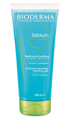 BIODERMA SEBIUM GEL MOUSSANT