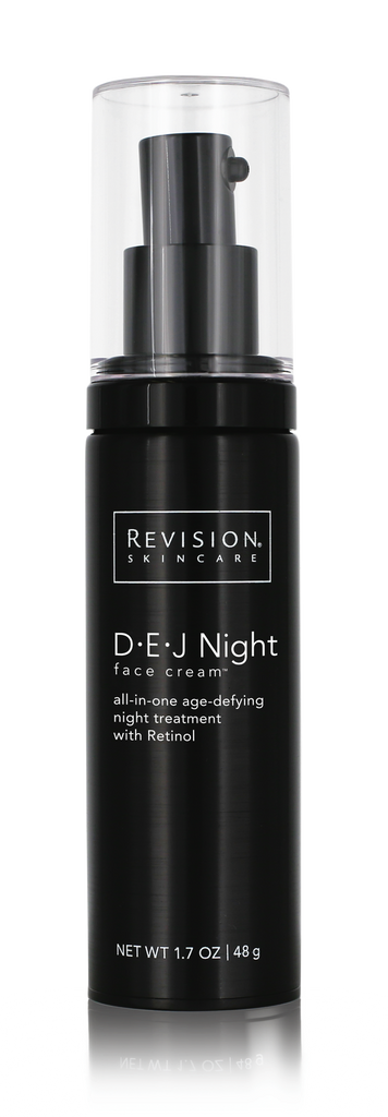 REVISION D.E.J NIGHT FACE CREAM