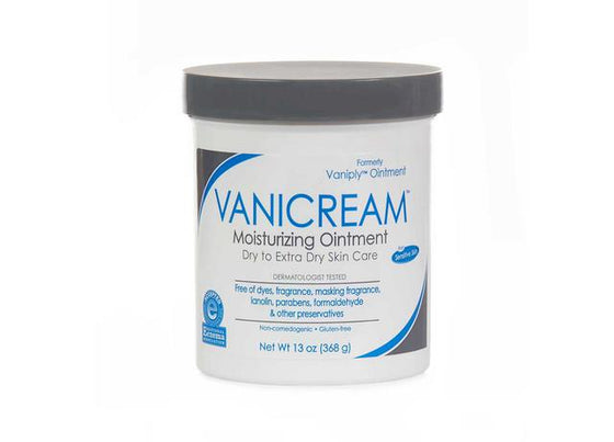 VANICREAM VANIPLY OINTMENT TARRO 13 oz.