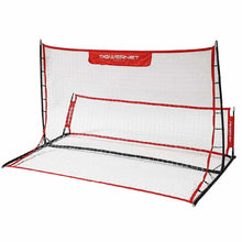 Load image into Gallery viewer, Fast Pass Rebounder Soccer Trainer 6'x4'