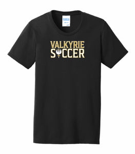 Valkyrie Ladies Core Blend Tee