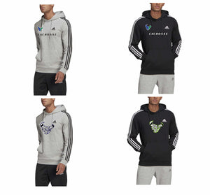 Mountain View Adidas Essentials Hoody (Grey or Black)
