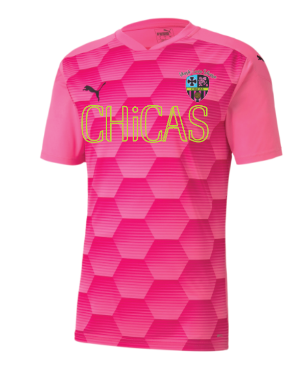 Indie Chicas Team Final 21 Graphic Jersey Pink (Youth/Women's)