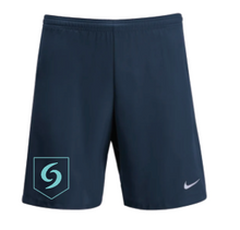 Load image into Gallery viewer, Storm Laser IV Short Navy with Swirl (Youth/Men's/Women's)