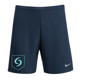 Storm Laser IV Short Navy with Swirl (Youth/Men's/Women's)
