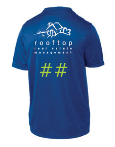 Sportek Posi-Charge Competitor Tee Royal (Youth/Men's)