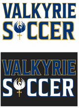 Load image into Gallery viewer, Valkyrie Soccer Sticker