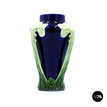 Load image into Gallery viewer, Floral ceramic Liberty vase, 1900s
