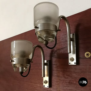 Sconces by Marco Zanuso for Oluce, 1950s