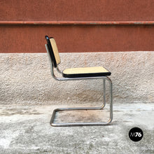 Load image into Gallery viewer, Set of 4 Cesca chair by Marcel Breuer and produced by Gavina in 1970s