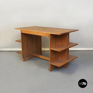 Crate desk by Gerrit Thomas Rietveld for Cassina, 1934