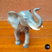 Load image into Gallery viewer, Ceramic elephant, 1960s