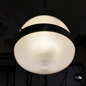 Delta ceiling lamp by Sergio Mazza for Artemide, 1950s