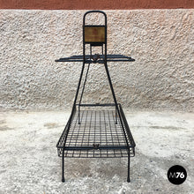 Load image into Gallery viewer, Umbrella stand in wire steel, 1950s
