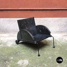 Load image into Gallery viewer, Lounge chair 4841 by Anna Castelli Ferrieri for Kartell, 1980s