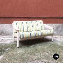 Load image into Gallery viewer, Sofa and armchair mod. Loden by Vico Magistretti for Cassina, 1960s