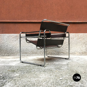 B3 Wassily armchair by Marcel Breuer for Gavina, 1968