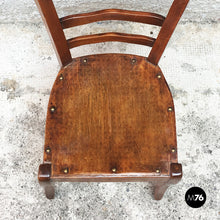 Load image into Gallery viewer, Walnut chair, 1900s
