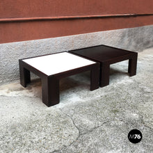 Load image into Gallery viewer, Set of two coffee table by Afra and Tobia Scarpa for Cassina, 1970s