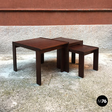 Load image into Gallery viewer, Set of three coffee tables mod.777 by Afra and Tobia Scarpa for Cassina, 1965
