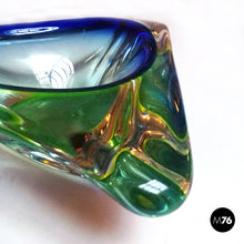 Load image into Gallery viewer, Murano glass ashtray, 1950s