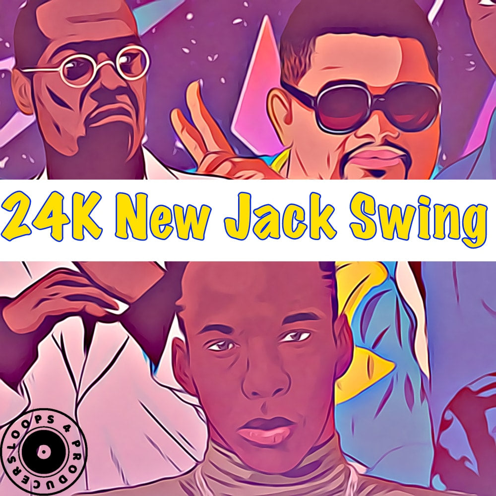 House Party_110bpm (24K New Jack Swing)