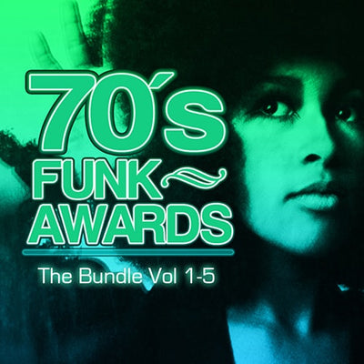 70's Funk Awards Bundle