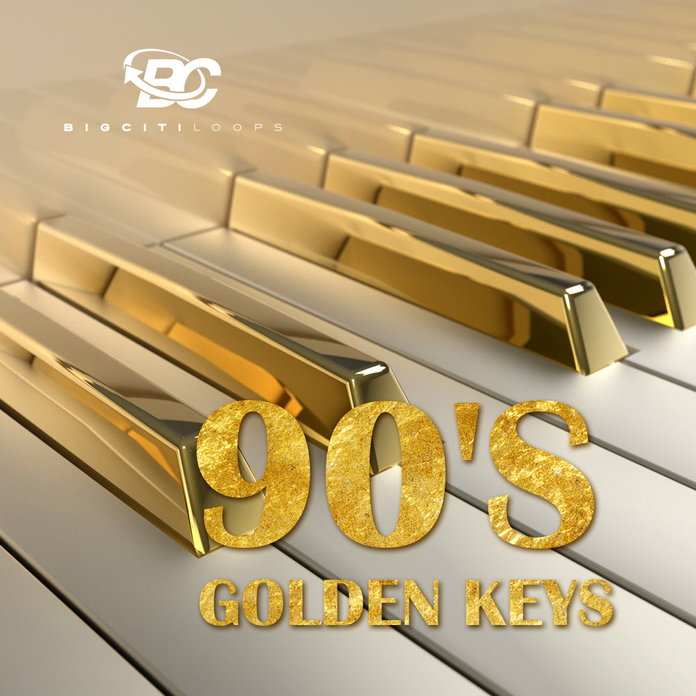 90s Golden Keys