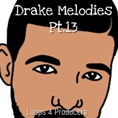 Drake Melodies Pt.13 140bpm Db