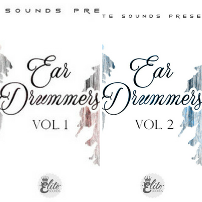 EAR DRUMMER BUNDLE