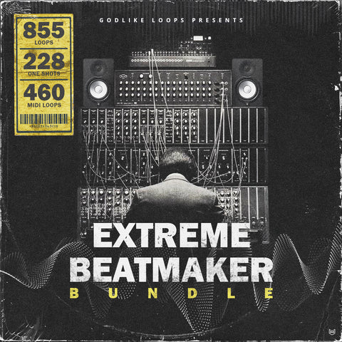 The EXTREME BEATMAKER BUNDLE