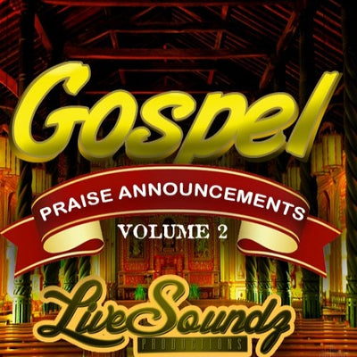 Gospel Praise Announcement 2