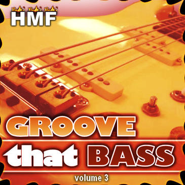 Groove That Bass Vol.3