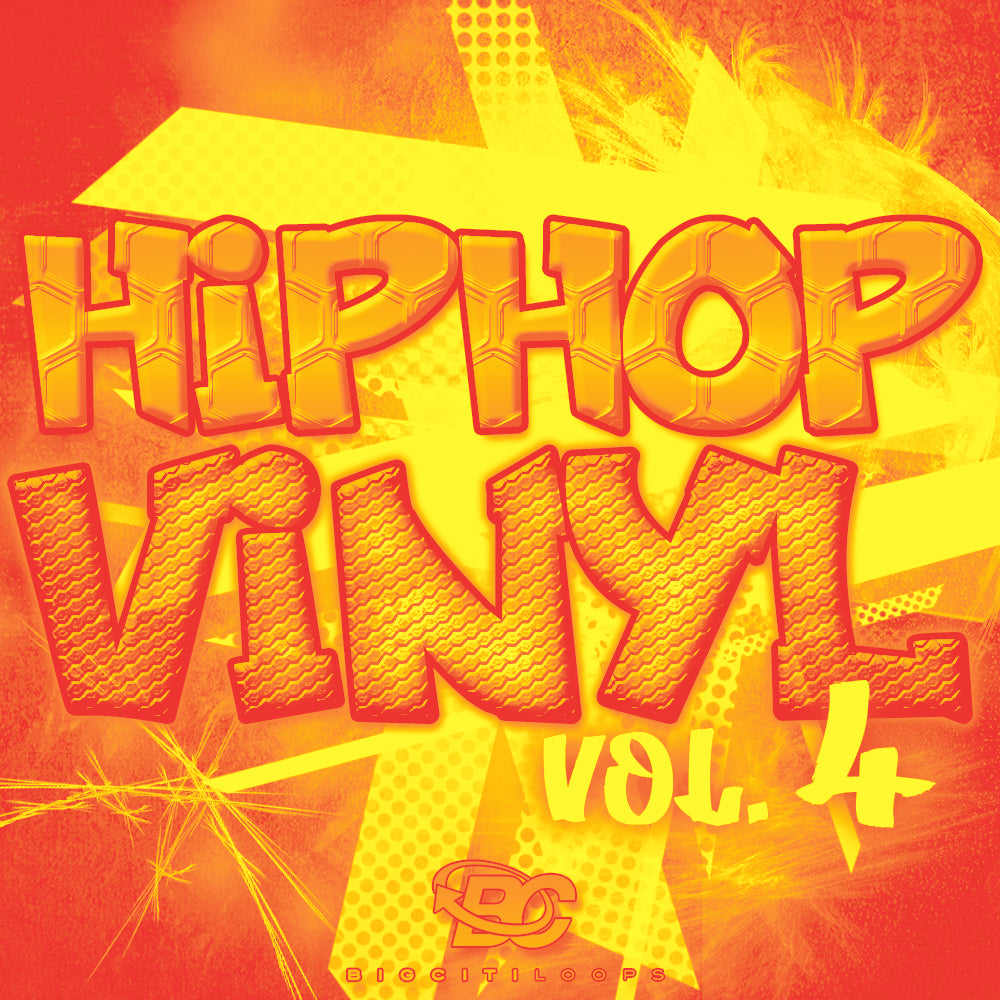 Hip Hop Vinyl Vol.4