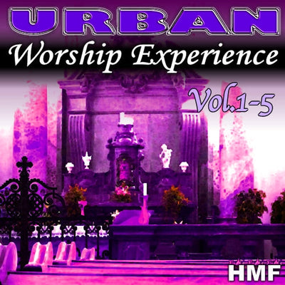 Urban Worship Experience Vol.1-5