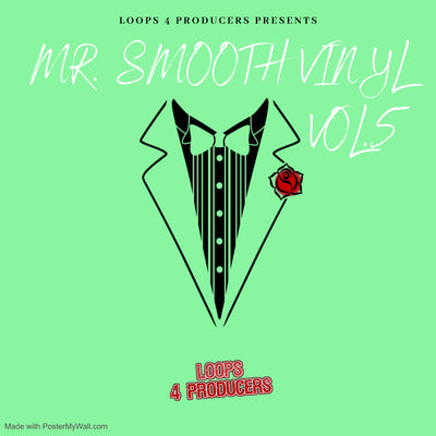 Mr. Smooth Vinyl Vol.5