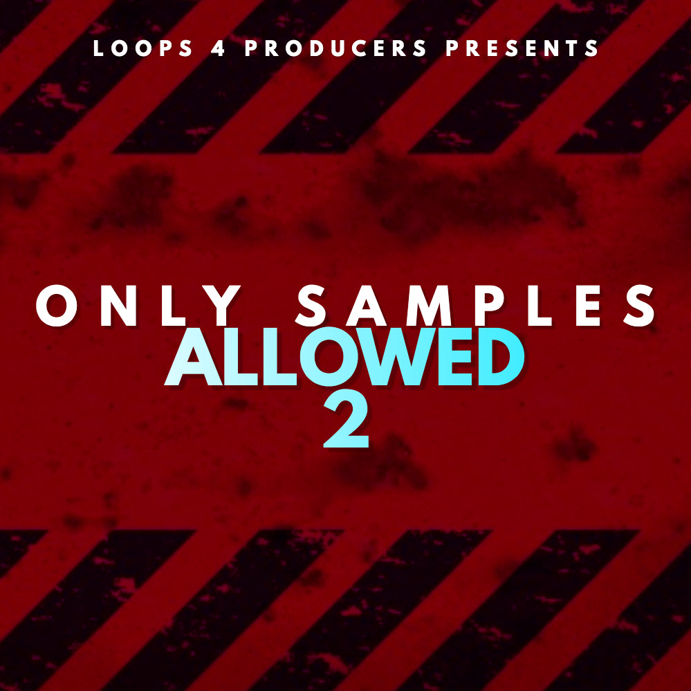 ONLY SAMPLES ALLOWED 2