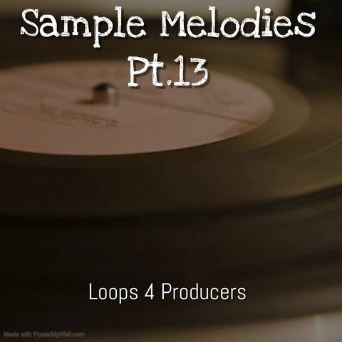 Sample Melodies Pt.13 82bpm