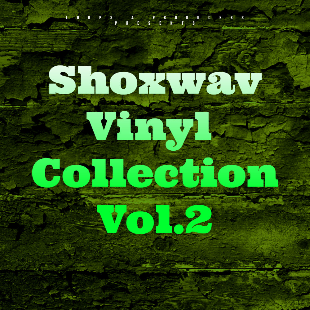 SHOXWAV VINYL COLLECTION VOL.2