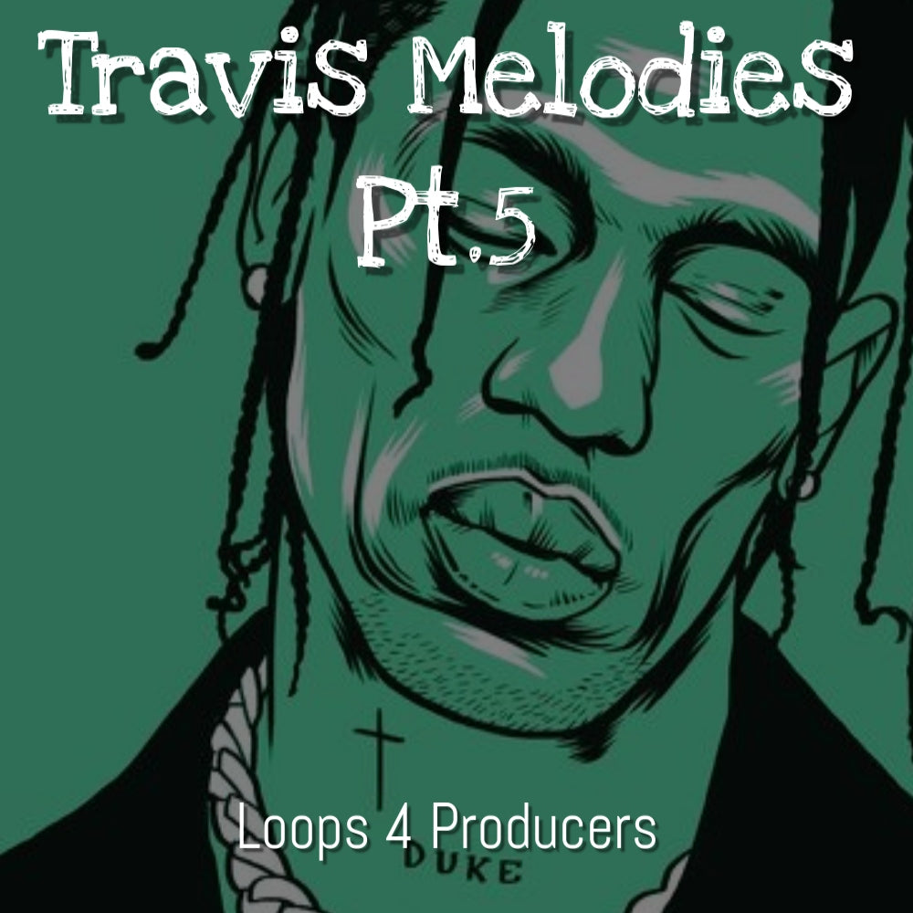 Travis Melodies Pt.5 112bpm Bmin