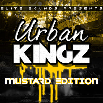 URBAN KINGZ:Mustard Edition