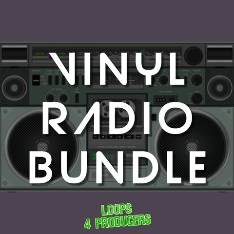 VINYL RADIO BUNDLE