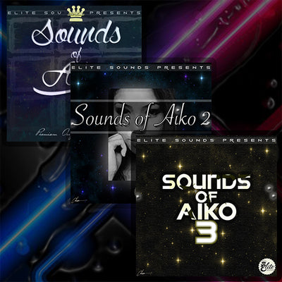 Sounds Of Aiko Bundle (Vol. 1-3)