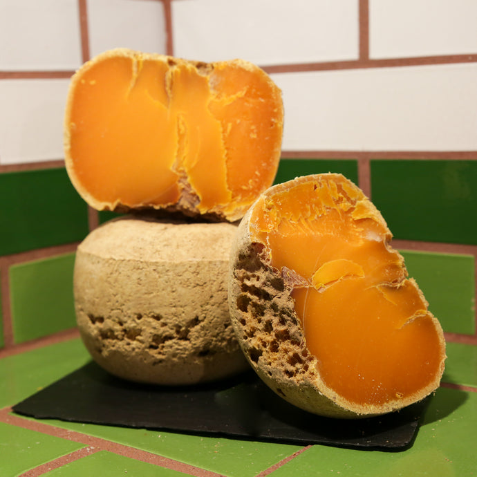 Behind the Rind: Cheese Mites and Mimolette