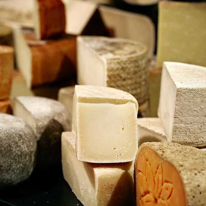 Behind the Rind: Farmhouse, Artisan and Mass Produced Cheese - What's the Difference?