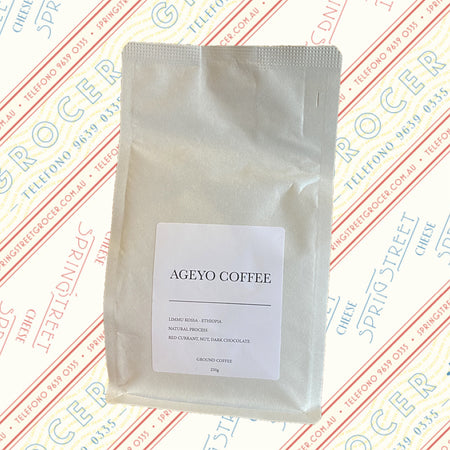 Ageyo Ground Coffee (250g)