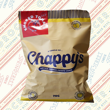 Chappy's Chips Smoked Tomato 70g