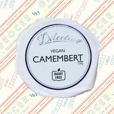 Dilectio Vegan Camembert
